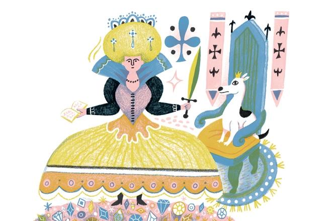 Illustration Credit: Her Majesty by Kaley McKean